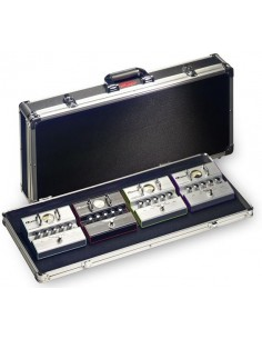 Stagg UPC-688 Guitar Effects Pedal Board Case