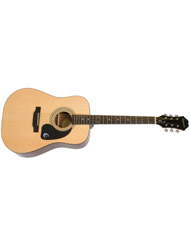 Epiphone DR-100 Dreadnought Acoustic Guitar - Natural