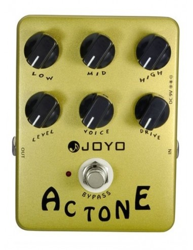 Joyo - Series I - JF-13 AC Tone Emulator Guitar Effects Pedal