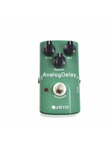 Joyo - Series II - JF-33 Analog Delay Guitar Effects Pedal