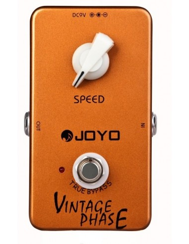 Joyo - Series I - JF-06 Vintage Phase Guitar Effects Pedal