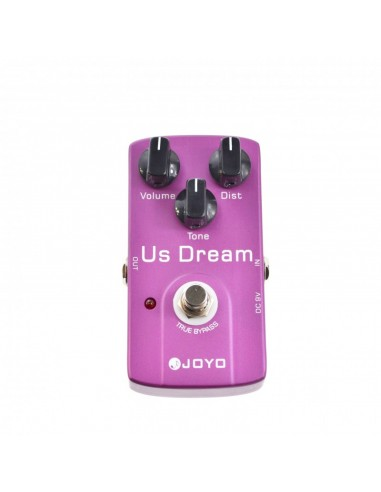 Joyo - Series II - JF-34 US Dream Distortion Guitar Effects Pedal