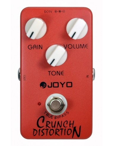 Joyo - Series I - JF-03 Crunch Distortion Guitar Effects Pedal