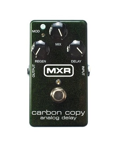 MXR by Dunlop Carbon Copy Delay Guitar Effects Pedal