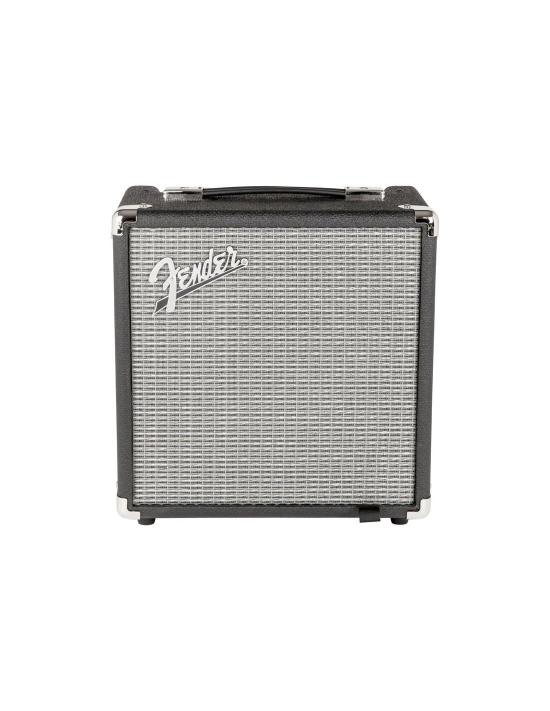 fender rumble 15 v3 15 watt portable combo bass amplifier. Black Bedroom Furniture Sets. Home Design Ideas