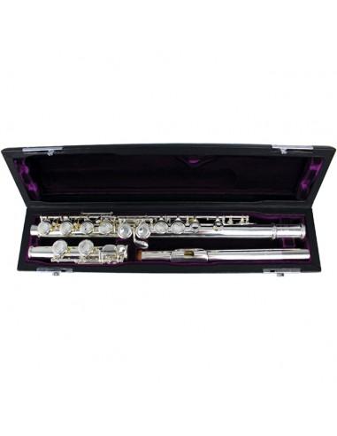 Trevor James 10X-IV Flute Outfit w/ E-Mechanism