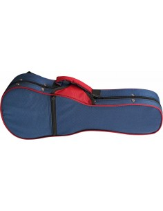 Generic Ukulele Pod Style Hardcase - Available in several sizes, please check before ordering. Style may vary.