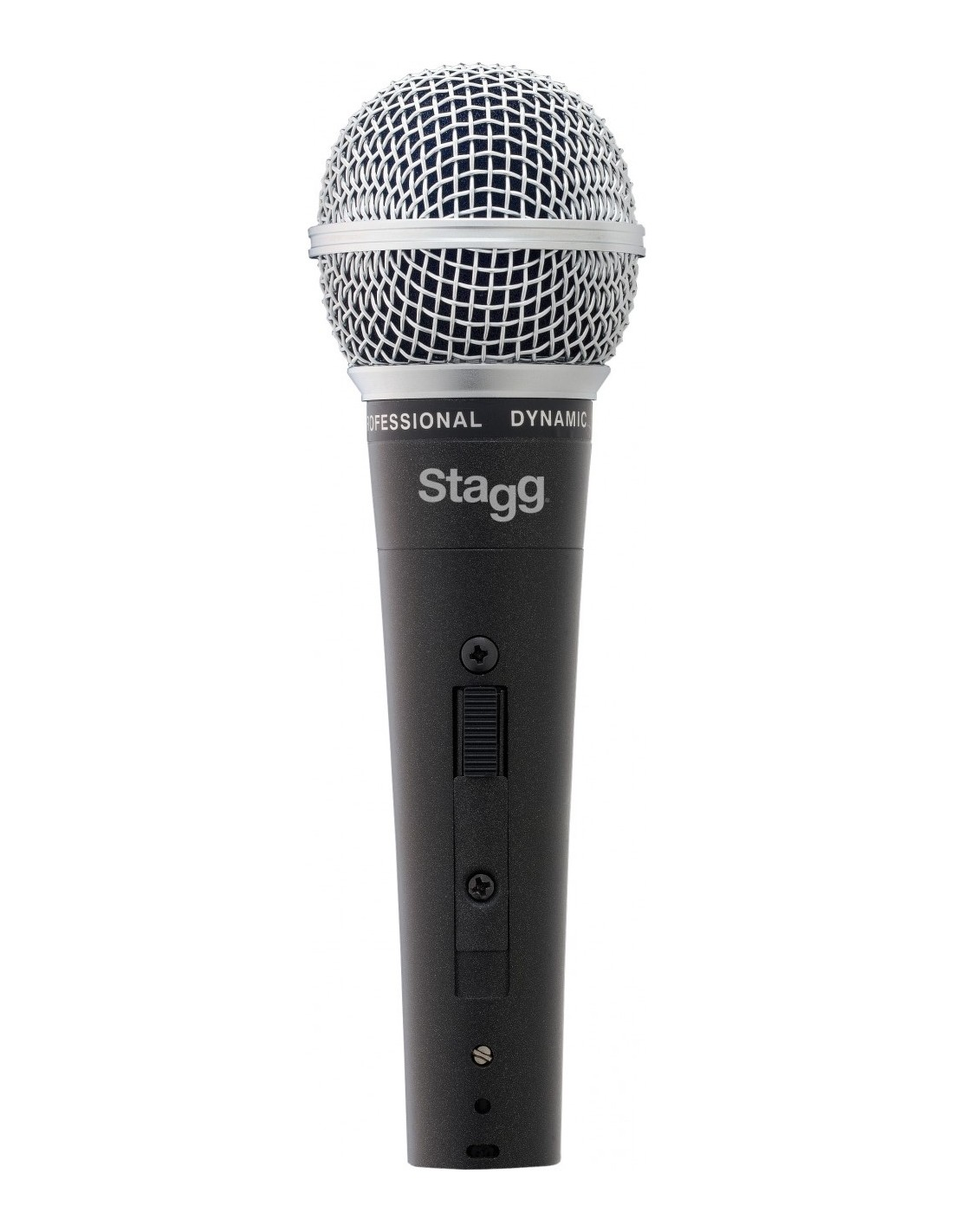 stagg sdm50 metal chassis vocalist dynamic microphone. Black Bedroom Furniture Sets. Home Design Ideas