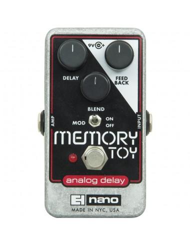 Electro Harmonix Nano Memory Toy Analog Delay Guitar Effects Pedal