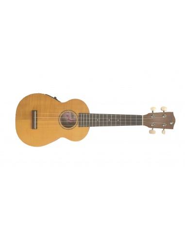 Lani LS-55MOEQ Mango Electro-Soprano Ukulele