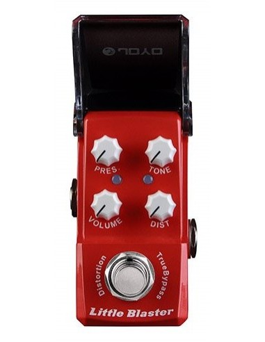 Joyo - Series III - JF-303 Little Blaster Overdrive IronMan Guitar Effects Pedal