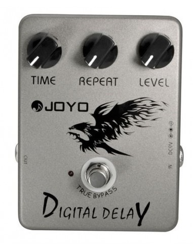 Joyo - Series I - JF-08 Digital Delay Guitar Effects Pedal