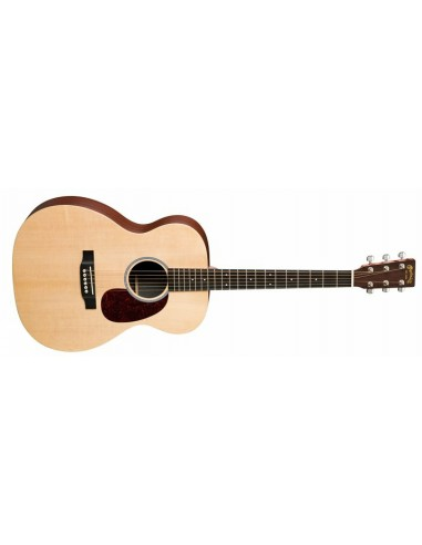 Martin 000-X1 Solid Top Electro Acoustic Guitar - Spruce