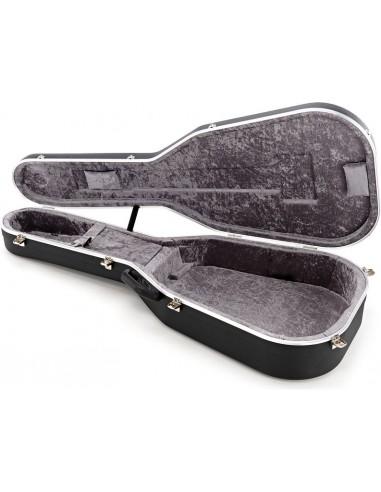 Hiscox Standard Hardshell 'Western' Style Acoustic Hardcase