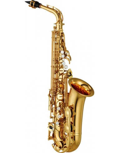 Yamaha YAS-280 Alto Saxophone Outfit - Gold Lacquer