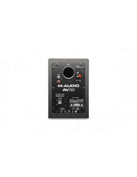 M-Audio AV32 Studio Monitor Speakers (Pair)