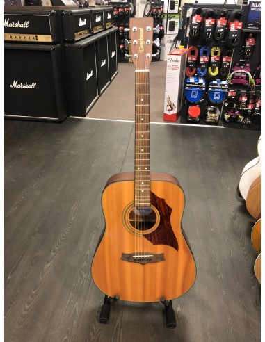 Tanglewood TW28-ST USA Indiana Series Solid-Top Dreadnought Acoustic Guitar - PRE-LOVED: (Great Condition)