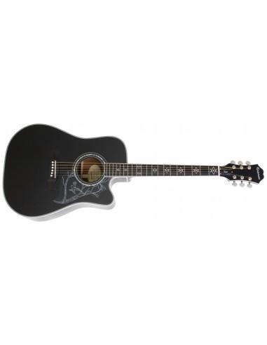 "Epiphone Dave Navarro ""Jane"" Signature Electro Acoustic Guitar"