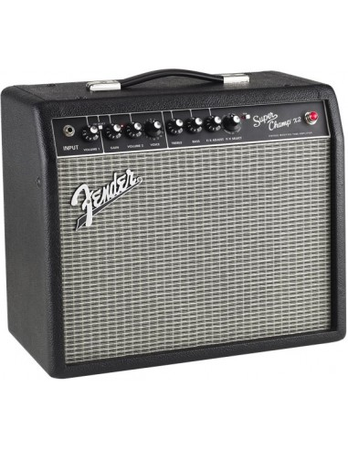 fender super champ x2 15 watt valve combo electric guitar amplifier. Black Bedroom Furniture Sets. Home Design Ideas