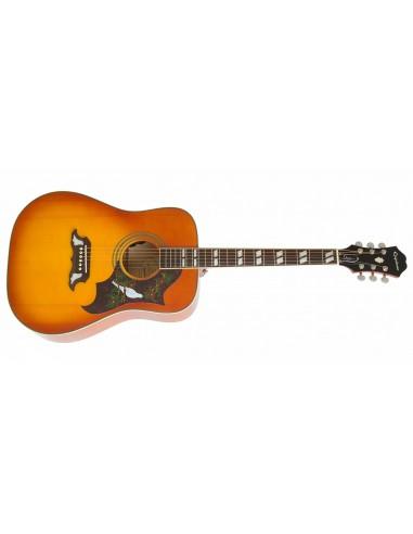 Epiphone Dove Pro Electro Acoustic Guitar