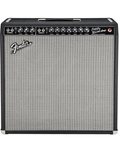 Fender '65 Super Reverb 45-Watt Valve Guitar Amplifier