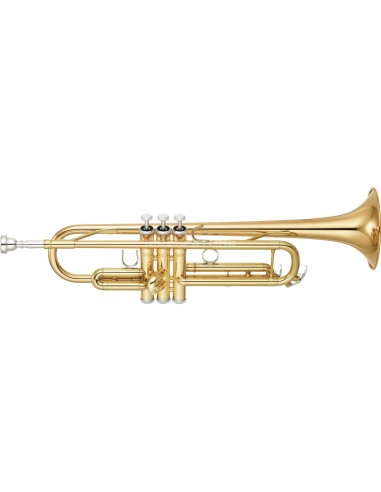 Yamaha YTR-4335GII Advanced Bb Trumpet Outfit - Gold Lacquer
