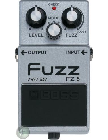 Boss FZ-5 Vintage Fuzz Guitar Effects Pedal