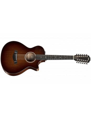 Taylor 562CE ES:2 12-Fret Grand Concert 12-String Electro Acoustic Guitar