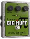 Electro Harmonix Bass Big Muff Pi Distortion Bass Effects Pedal