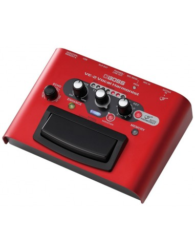 Boss VE-2 Vocal Performer Effects Pedal