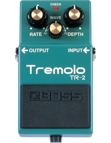 Boss Tremolo Guitar Effects Pedal