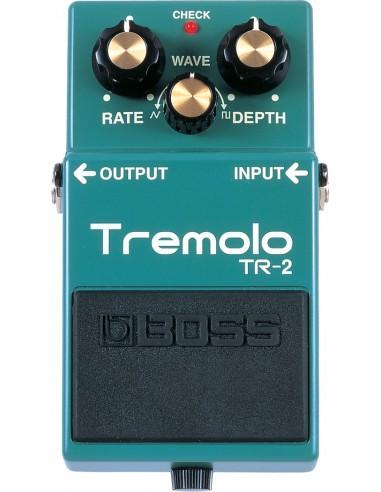 Boss Tremolo Guitar Effects Pedal