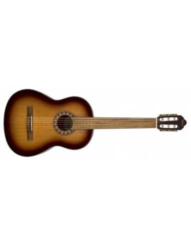 Valencia VC304ASB 300 Series Classical Guitar - Antique Sunburst