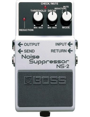 Boss NS-2 Noise Suppressor Guitar Effects Pedal