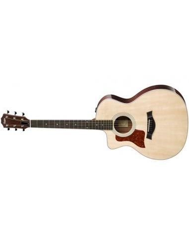Taylor 214CE ES:2 Grand Auditorium Electro Acoustic Guitar - Left Handed