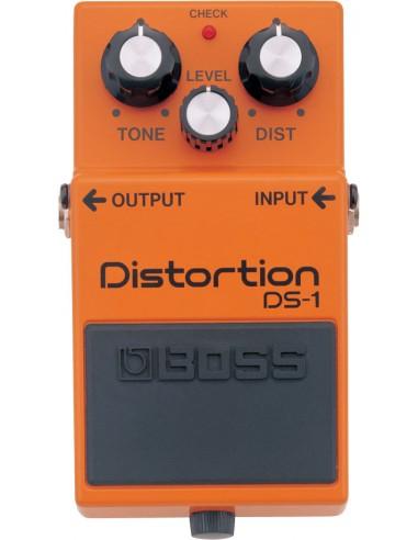Boss Distortion Guitar Effects Pedal