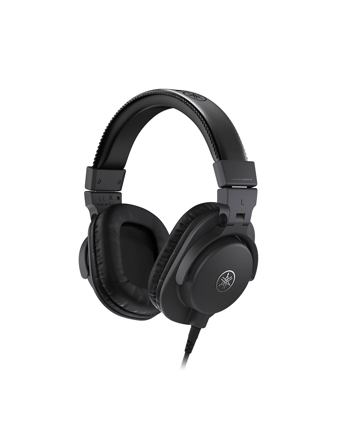 yamaha hph mt5 professional studio headphones black. Black Bedroom Furniture Sets. Home Design Ideas