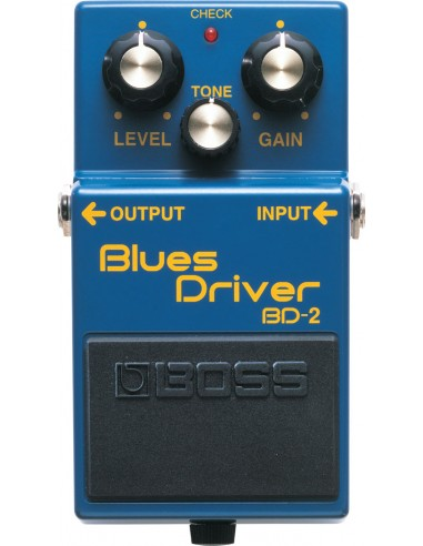 Boss Blues Driver Guitar Effects Pedal