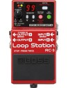 Boss Loop Station Guitar Effects Pedal