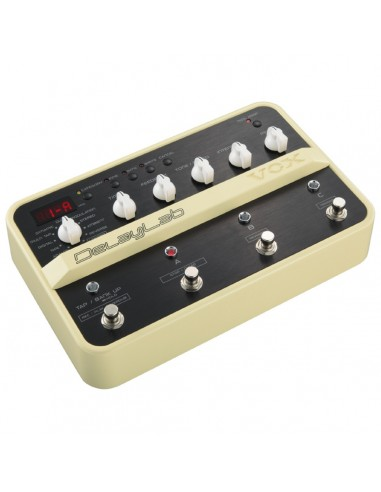 Vox Delaylab Guitar Multi-Effects Pedal - Re-Sale (Great Condition)
