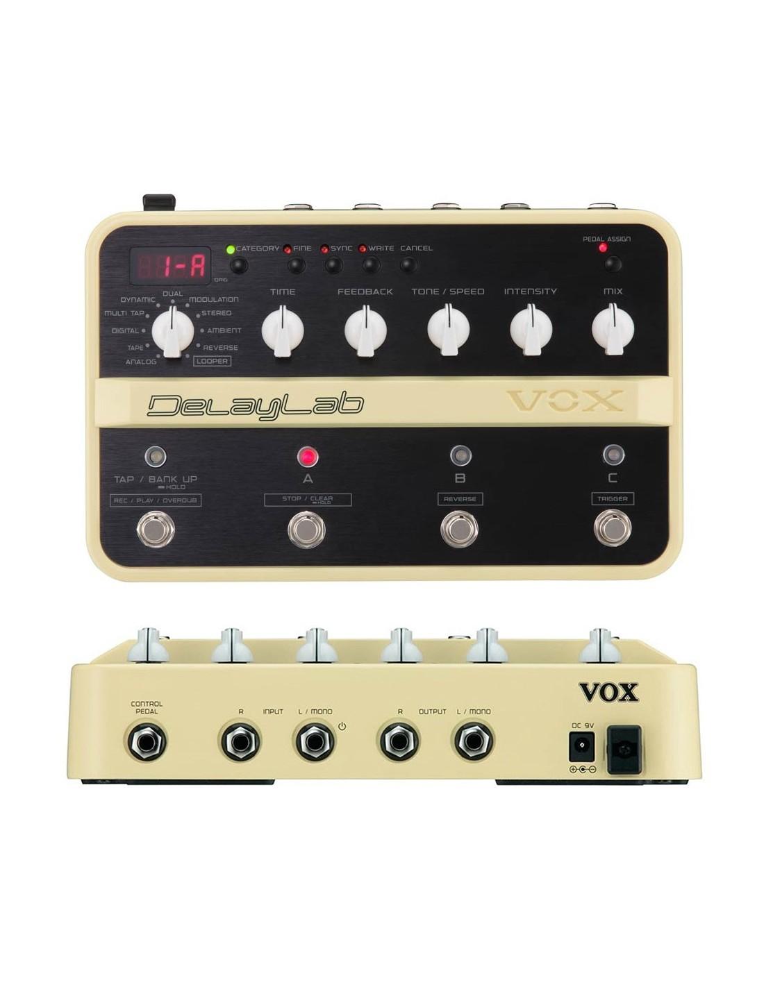 Guitar Effects Pedals For Sale Uk : vox delaylab guitar multi effects pedal re sale great condition ~ Russianpoet.info Haus und Dekorationen