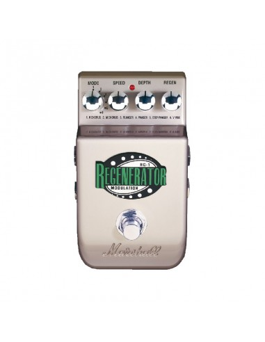 Marshall Regenerator Modulation Guitar Effects Pedal