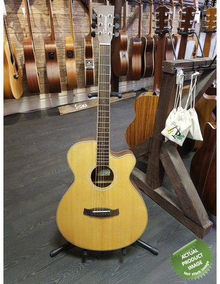 Tanglewood DBT SFCE BW Electro Acoustic Guitar - Pre-Loved (Good Condition)