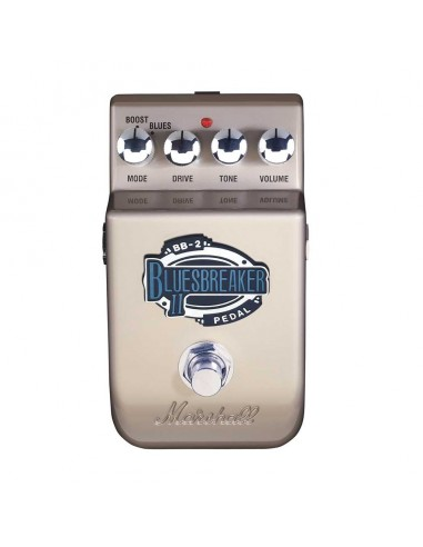 Marshall Bluesbreaker Distortion Guitar Effects Pedal