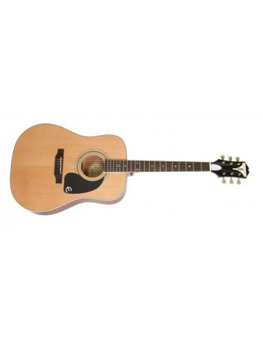Epiphone PRO-1 Plus Short-Scale Dreadnought Acoustic Guitar - Natural