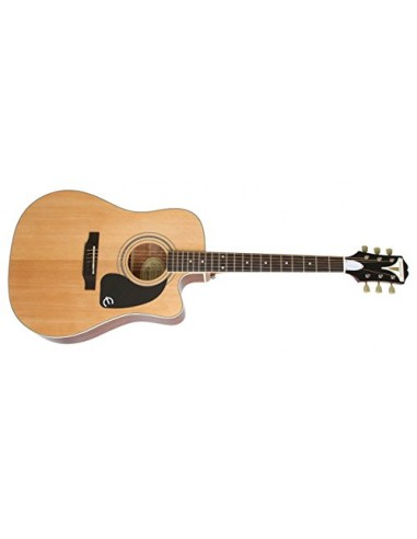 Epiphone PRO-1 Ultra Short-Scale Dreadnought Electro Acoustic Guitar - Natural