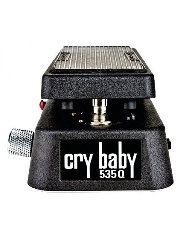 Dunlop 535Q Crybaby Wahwah Guitar Effects Pedal
