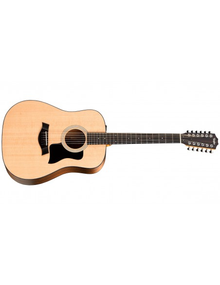 Taylor 150E ES:2 Dreadnought Electro Acoustic 12-String Guitar - Walnut