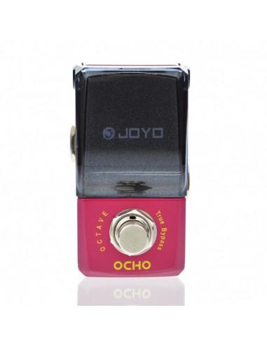 Joyo - Series III - JF-330 Ocho Octave Ironman Guitar Effects Pedal