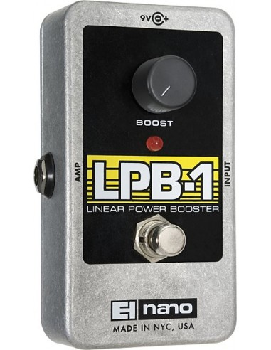 Electro Harmonix Nano Linear Power Booster Guitar Effects Pedal